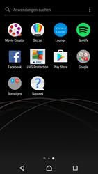 Sony Xperia XA1 - Apps - Herunterladen - Schritt 3