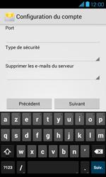 Bouygues Telecom Bs 401 - E-mails - Ajouter ou modifier un compte e-mail - Étape 10