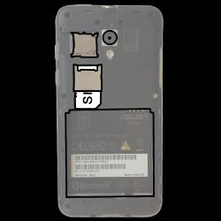 Asus Padfone - SIM-Karte - Einlegen - 0 / 0