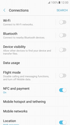 Samsung Galaxy A5 (2017) - WiFi - WiFi configuration - Step 5