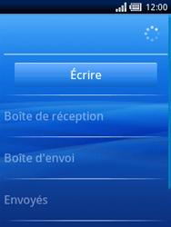 Sony Ericsson Xperia X10 Mini - E-mail - configuration manuelle - Étape 6