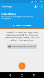 Sony Xperia M5 - Voicemail - Handmatig instellen - Stap 4