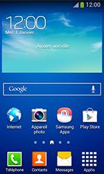 Samsung Galaxy S3 Lite (I8200) - Wifi - configuration manuelle - Étape 1