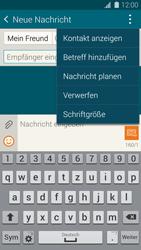 Samsung Galaxy S5 - MMS - Erstellen und senden - 2 / 2