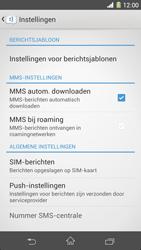 Sony C6903 Xperia Z1 - MMS - probleem met ontvangen - Stap 8