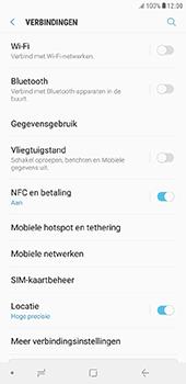 Samsung Galaxy J6 Plus - netwerk en bereik - gebruik in binnen- en buitenland - stap 5