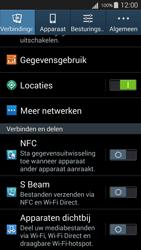 Samsung Galaxy S III Neo (GT-i9301i) - NFC - NFC activeren - Stap 4