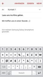 Samsung Galaxy J3 (2016) - E-Mail - E-Mail versenden - 0 / 0