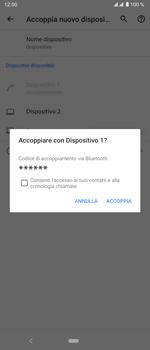 Sony Xperia 5 - Bluetooth - Collegamento dei dispositivi - Fase 7