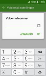 Samsung Samsung Galaxy J1 (2016) - voicemail - handmatig instellen - stap 9