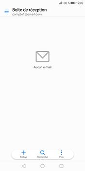 Huawei P Smart - E-mails - Ajouter ou modifier un compte e-mail - Étape 19