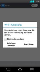 LG G2 - WLAN - Manuelle Konfiguration - Schritt 5