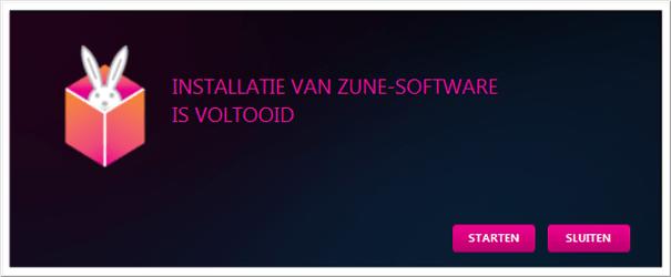Nokia Lumia 610 - Software - Download en installeer PC synchronisatie software - Stap 4