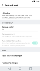 LG G5 - Android Nougat - Toestel reset - terugzetten naar fabrieksinstellingen - Stap 5