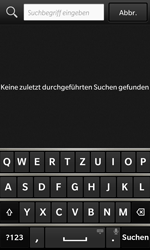 BlackBerry Z10 - Apps - Herunterladen - 14 / 21