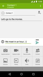 Wiko Rainbow Jam - Dual SIM - MMS - Sending pictures - Step 11