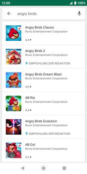 Sony Xperia XZ2 - Android Pie - Apps - Herunterladen - Schritt 15