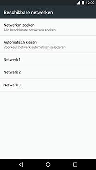 Android One GM5Plus DS - Bellen - in het buitenland - Stap 8