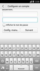 Huawei Ascend Y550 - E-mail - Configuration manuelle (yahoo) - Étape 7
