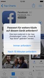 Apple iPhone 5s iOS 9 - Apps - Einrichten des App Stores - Schritt 26