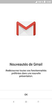 Alcatel 3L - E-mails - Ajouter ou modifier votre compte Outlook - Étape 4
