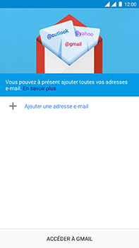 OnePlus 3 - Android Oreo - E-mail - Configuration manuelle - Étape 6