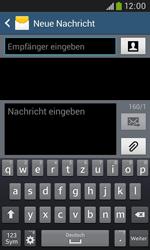 Samsung Galaxy Trend Plus - MMS - Erstellen und senden - 7 / 24