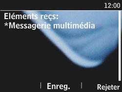 Nokia Asha 201 - MMS - configuration automatique - Étape 6