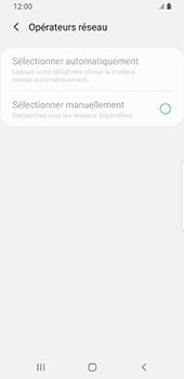 Samsung Galaxy S9 Android Pie - Réseau - utilisation à l'étranger - Étape 12