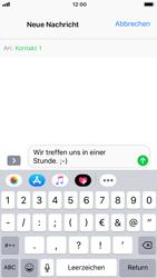 Apple iPhone 8 - MMS - Erstellen und senden - 10 / 17