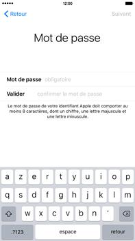 Apple iPhone 6s Plus - Premiers pas - Créer un compte - Étape 24
