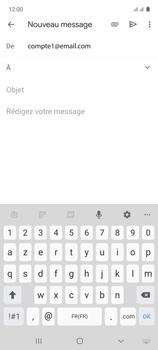 Samsung Galaxy A71 - E-mails - Envoyer un e-mail - Étape 6