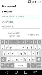 LG K4 2017 - e-mail - handmatig instellen - stap 7