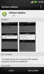 HTC Desire 500 - Software update - update installeren zonder PC - Stap 6