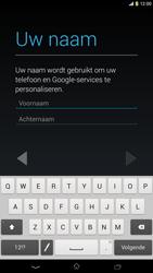 Sony C6833 Xperia Z Ultra LTE - apps - account instellen - stap 5