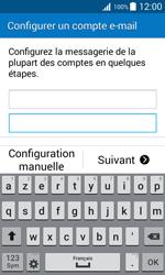 Samsung J100H Galaxy J1 - E-mail - Configuration manuelle - Étape 7