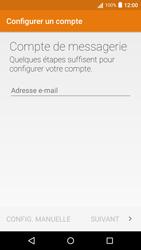 Acer Liquid Z530 - E-mail - Configuration manuelle - Étape 5