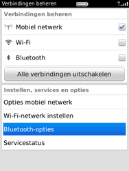 BlackBerry 9800 Torch - bluetooth - aanzetten - stap 4
