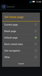 Alcatel Pop C7 - Internet and data roaming - Manual configuration - Step 25