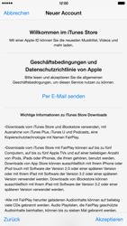 Apple iPhone 6 Plus - iOS 8 - Apps - Einrichten des App Stores - Schritt 11