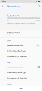 Nokia 6.2 - Internet und Datenroaming - Prüfen, ob Datenkonnektivität aktiviert ist - Schritt 6