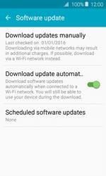Samsung J120 Galaxy J1 (2016) - Device - Software update - Step 7