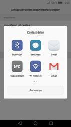 Huawei P9 - Contactgegevens overzetten - delen via Bluetooth - Stap 9