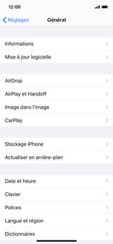 Apple iPhone 11 Pro - iOS 14 - Logiciels - Installation de mises à jour - Étape 4