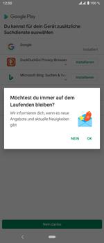 Sony Xperia 5 - Apps - Einrichten des App Stores - Schritt 20