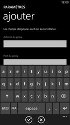 Nokia Lumia 1520 - MMS - configuration manuelle - Étape 10