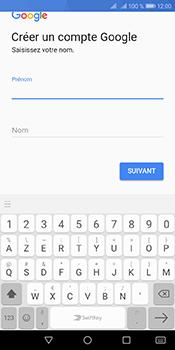 Huawei Y6 (2018) - Applications - Créer un compte - Étape 4