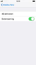Apple iPhone 5s - iOS 12 - Ausland - Auslandskosten vermeiden - Schritt 7
