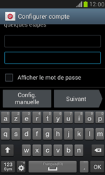 Samsung Galaxy S III Mini - E-mail - 032c. Email wizard - Outlook - Étape 6