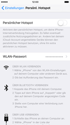Apple iPhone 7 - Internet - Mobilen WLAN-Hotspot einrichten - 5 / 9